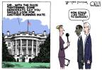 Steve Kelley  Steve Kelley's Editorial Cartoons 2012-09-14 running mate