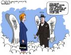 Steve Kelley  Steve Kelley's Editorial Cartoons 2013-04-09 adversary