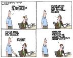 Steve Kelley  Steve Kelley's Editorial Cartoons 2013-10-28 agency