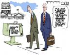 Steve Kelley  Steve Kelley's Editorial Cartoons 2013-11-22 Mitch McConnell