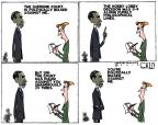 Steve Kelley  Steve Kelley's Editorial Cartoons 2014-07-03 Supreme Court
