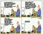 Steve Kelley  Steve Kelley's Editorial Cartoons 2017-05-18 2016 election