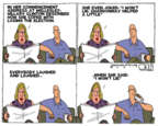 Steve Kelley  Steve Kelley's Editorial Cartoons 2017-05-30 2016 election