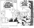 Steve Kelley  Steve Kelley's Editorial Cartoons 2005-01-17 automobile accident