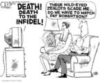 Steve Kelley  Steve Kelley's Editorial Cartoons 2005-08-26 700 club