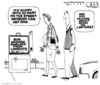 Steve Kelley  Steve Kelley's Editorial Cartoons 2005-10-21 laws