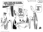 Steve Kelley  Steve Kelley's Editorial Cartoons 2006-03-31 immigration