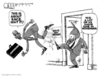Steve Kelley  Steve Kelley's Editorial Cartoons 2006-06-19 corruption