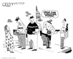 Steve Kelley  Steve Kelley's Editorial Cartoons 2006-06-22 corruption