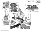 Steve Kelley  Steve Kelley's Editorial Cartoons 2006-07-26 cutting