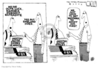 Steve Kelley  Steve Kelley's Editorial Cartoons 2006-10-20 fraud