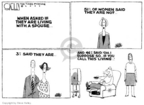 Steve Kelley  Steve Kelley's Editorial Cartoons 2007-01-17 rights of women