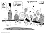 Steve Kelley  Steve Kelley's Editorial Cartoons 2008-02-11 John McCain