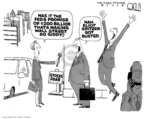 Steve Kelley  Steve Kelley's Editorial Cartoons 2008-03-12 $200