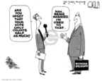 Steve Kelley  Steve Kelley's Editorial Cartoons 2008-06-03 2008 delegate