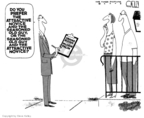 Steve Kelley  Steve Kelley's Editorial Cartoons 2008-09-08 John McCain