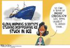 Mike Lester  Mike Lester's Editorial Cartoons 2013-12-30 climate change