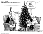 Mike Luckovich  Mike Luckovich's Editorial Cartoons 2008-12-04 retirement