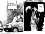 Mike Luckovich  Mike Luckovich's Editorial Cartoons 2009-07-22 grim reaper