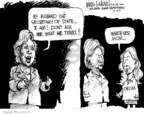 Mike Luckovich  Mike Luckovich's Editorial Cartoons 2009-08-13 Bill Clinton