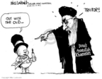 Mike Luckovich  Mike Luckovich's Editorial Cartoons 2009-12-29 Iran