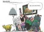 Mike Luckovich  Mike Luckovich's Editorial Cartoons 2010-09-02 health