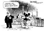 Mike Luckovich  Mike Luckovich's Editorial Cartoons 2010-12-15 nuclear