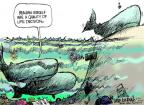 Mike Luckovich  Mike Luckovich's Editorial Cartoons 2011-06-26 climate change science
