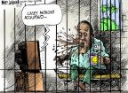 Mike Luckovich  Mike Luckovich's Editorial Cartoons 2011-07-07 acquit