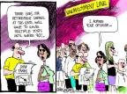 Mike Luckovich  Mike Luckovich's Editorial Cartoons 2011-08-05 retirement