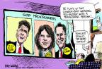Mike Luckovich  Mike Luckovich's Editorial Cartoons 2011-08-16 yeah