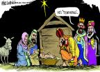 Mike Luckovich  Mike Luckovich's Editorial Cartoons 2011-12-16 Tim