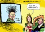 Mike Luckovich  Mike Luckovich's Editorial Cartoons 2011-12-20 Korea