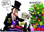 Mike Luckovich  Mike Luckovich's Editorial Cartoons 2011-12-25 awesome