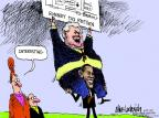 Mike Luckovich  Mike Luckovich's Editorial Cartoons 2012-01-26 interest