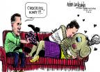 Mike Luckovich  Mike Luckovich's Editorial Cartoons 2012-02-14 interest