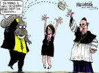 Mike Luckovich  Mike Luckovich's Editorial Cartoons 2012-02-15 reproductive rights