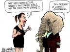 Mike Luckovich  Mike Luckovich's Editorial Cartoons 2012-02-23 rights of women