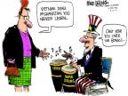 Mike Luckovich  Mike Luckovich's Editorial Cartoons 2012-03-13 Iran