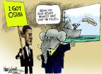 Mike Luckovich  Mike Luckovich's Editorial Cartoons 2012-05-04 2012 election economy