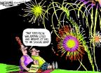 Mike Luckovich  Mike Luckovich's Editorial Cartoons 2012-07-04 ruling