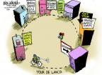 Mike Luckovich  Mike Luckovich's Editorial Cartoons 2012-10-11 hormone