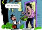 Mike Luckovich  Mike Luckovich's Editorial Cartoons 2012-10-31 2012 election