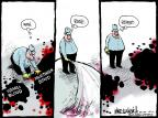 Mike Luckovich  Mike Luckovich's Editorial Cartoons 2012-11-25 Gaza