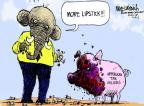 Mike Luckovich  Mike Luckovich's Editorial Cartoons 2012-12-14 policy