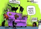 Mike Luckovich  Mike Luckovich's Editorial Cartoons 2013-03-03 infighting
