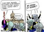 Mike Luckovich  Mike Luckovich's Editorial Cartoons 2013-05-17 congressional scandal