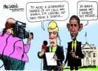 Mike Luckovich  Mike Luckovich's Editorial Cartoons 2013-05-23 freedom of the press