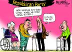 Mike Luckovich  Mike Luckovich's Editorial Cartoons 2013-06-04 voter
