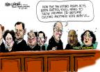 Mike Luckovich  Mike Luckovich's Editorial Cartoons 2013-06-30 Supreme Court